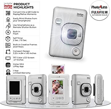 Fujifilm Fujifilm Mini LiPlay, Stone White product image 2