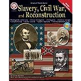 Mark Twain - Slavery, Civil War, and Reconstruction, Grades 6 - 12 (American History Series)