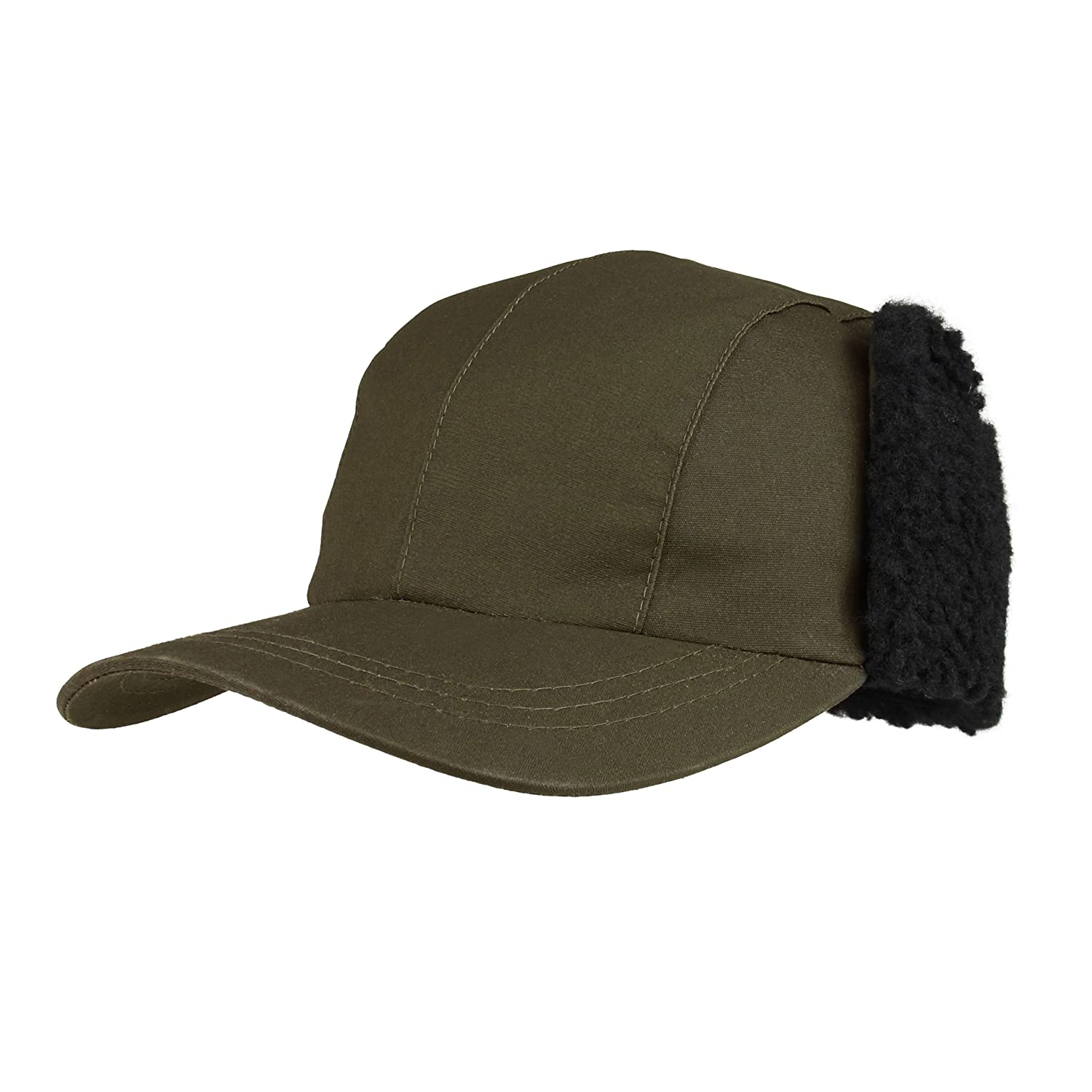 9144b6f7003dff Juniper Unisex Waxed Cotton Canvas Bucket Hat-J9702 - Olive - Large:  Amazon.ca: Sports & Outdoors