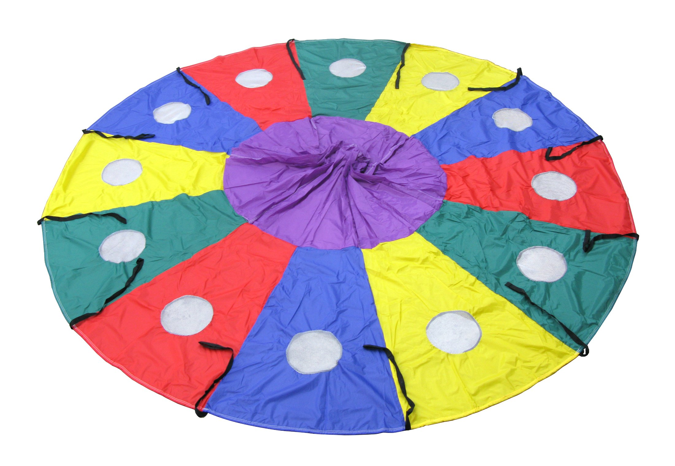 American Educational Products UFO Parachute, 12''