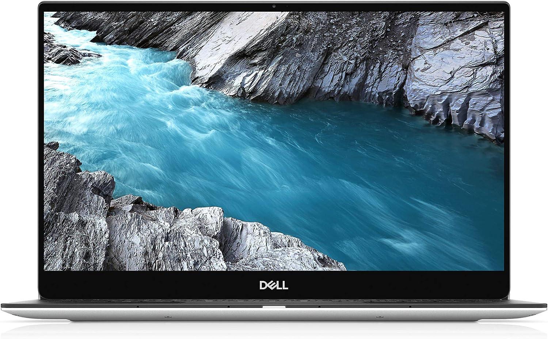 "Dell XPS 13 Laptop, 13.3"" FHD Touch Screen, Core i7-10710U, HD Webcam, Wi-Fi 6, USB-C, 2 x Thunderbolt 3, Intel UHD Graphics, 16GB LPDDR3 RAM, 512GB PCIe SSD + Woov 32GB SD (Windows 10 Pro)"