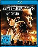 September Dawn [ Blu-Ray, Reg.A/B/C Import - Germany ]