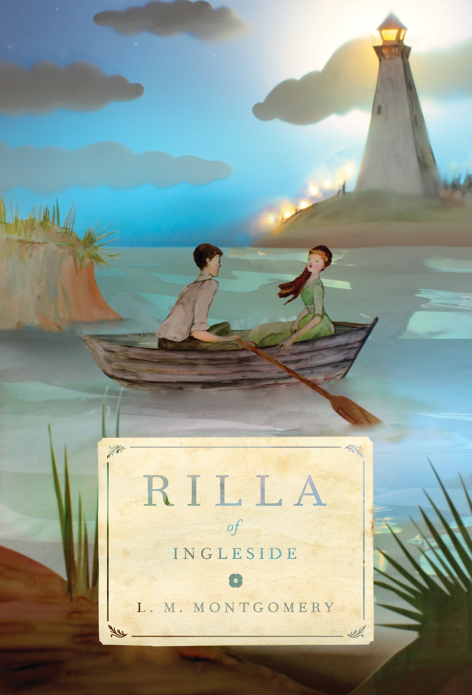 Rilla Of Ingleside  Anne Of Green Gables Band 8