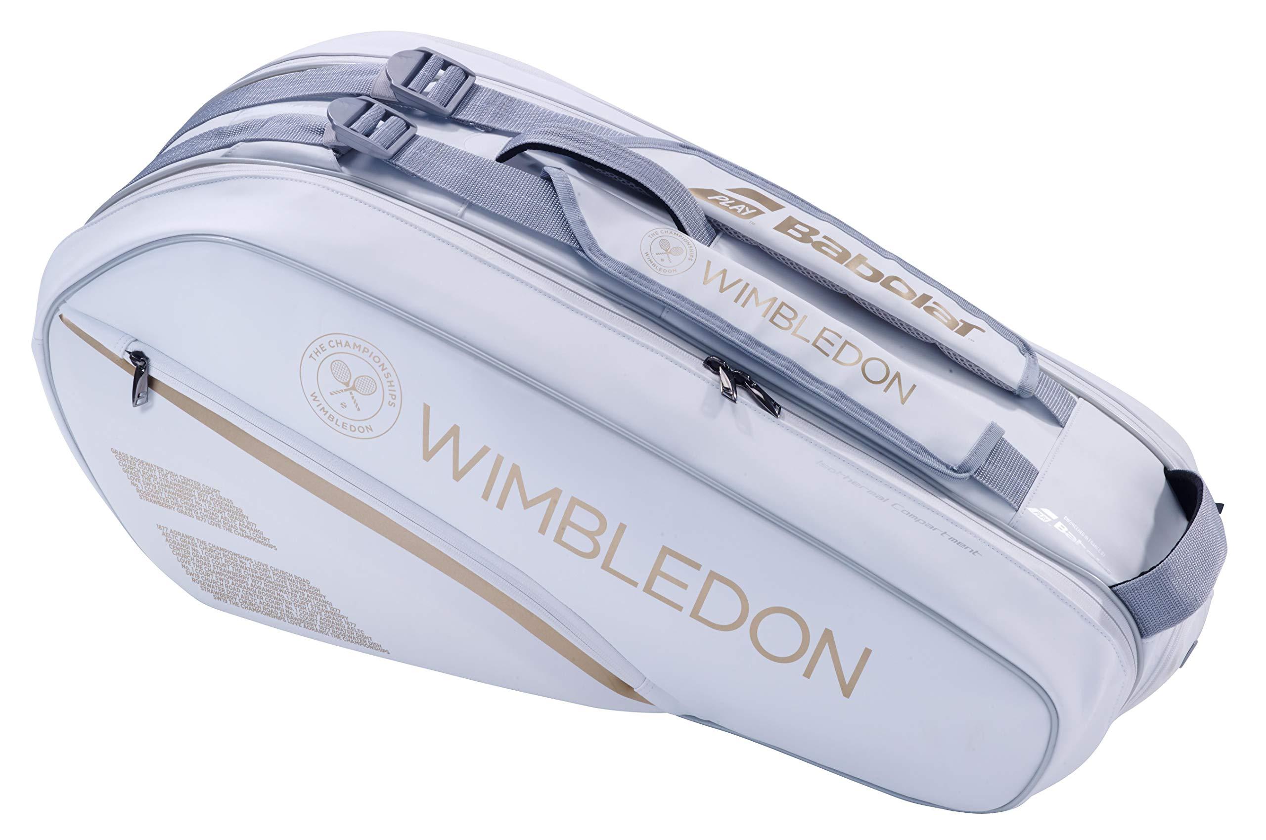 Babolat Wimbledon Pure Racket Holder x6