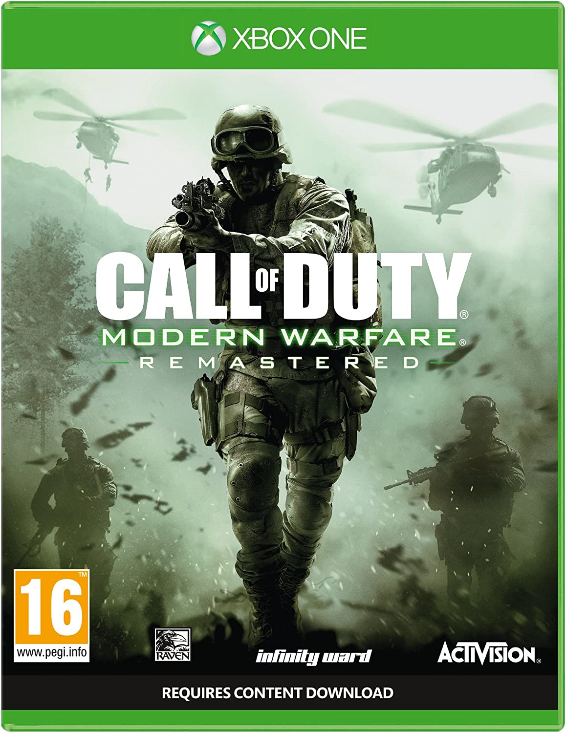 Call of Duty 4: Modern Warfare - Remastered: Amazon.es: Videojuegos