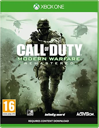 Call of Duty 4: Modern Warfare - Remastered: Amazon.es: Videojuegos