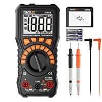 Deals on Tacklife DM08 Digital Multimeter