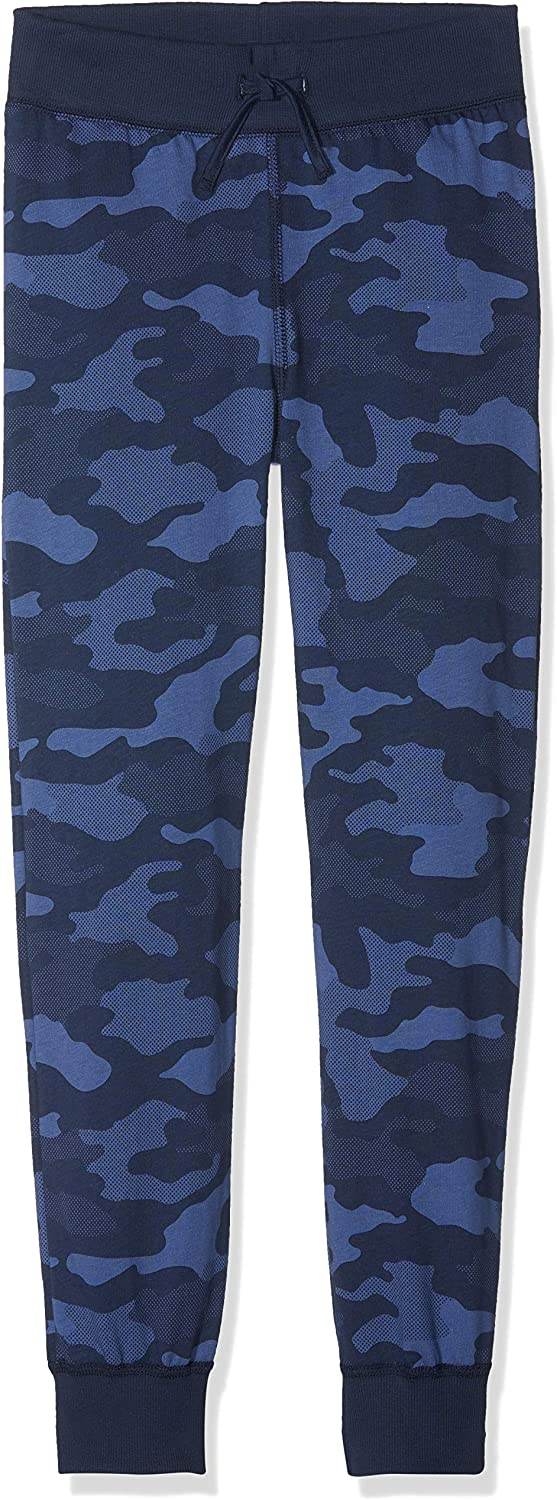 Sanetta Boys Pants Long Allover Pyjama Bottoms