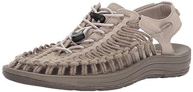 952c6a8a14f3 KEEN Women s Uneek Leather-w Sandal  Amazon.co.uk  Shoes   Bags