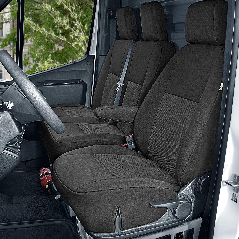 Sitzbezüge Tailor Made Passgenau Geeignet Für Mercedes Sprinter 907 Ab 2018 3 Sitzer Stoffbezüge Neuheit Auto
