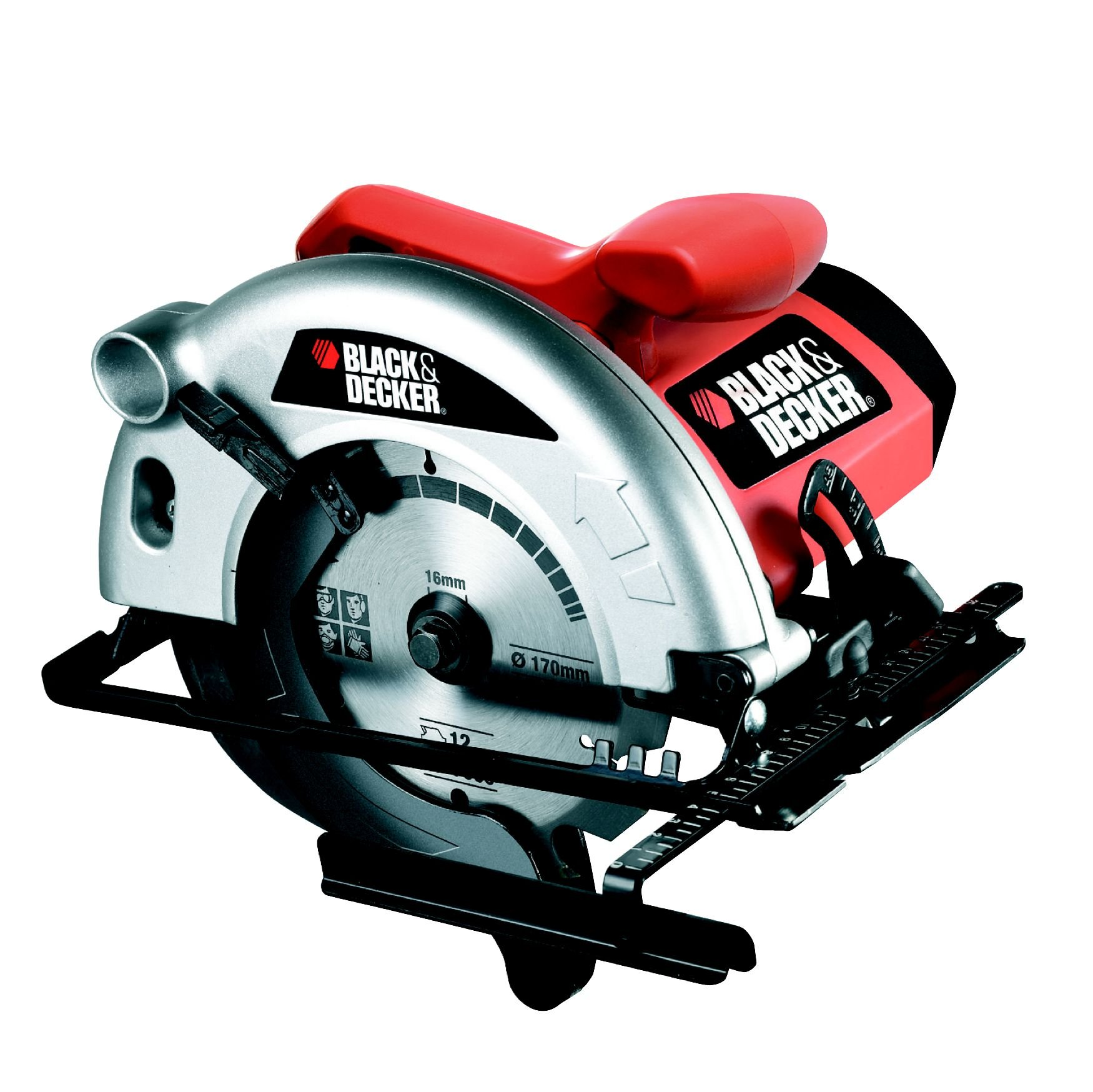 Black + Decker CD601 Scie Circulaire product image