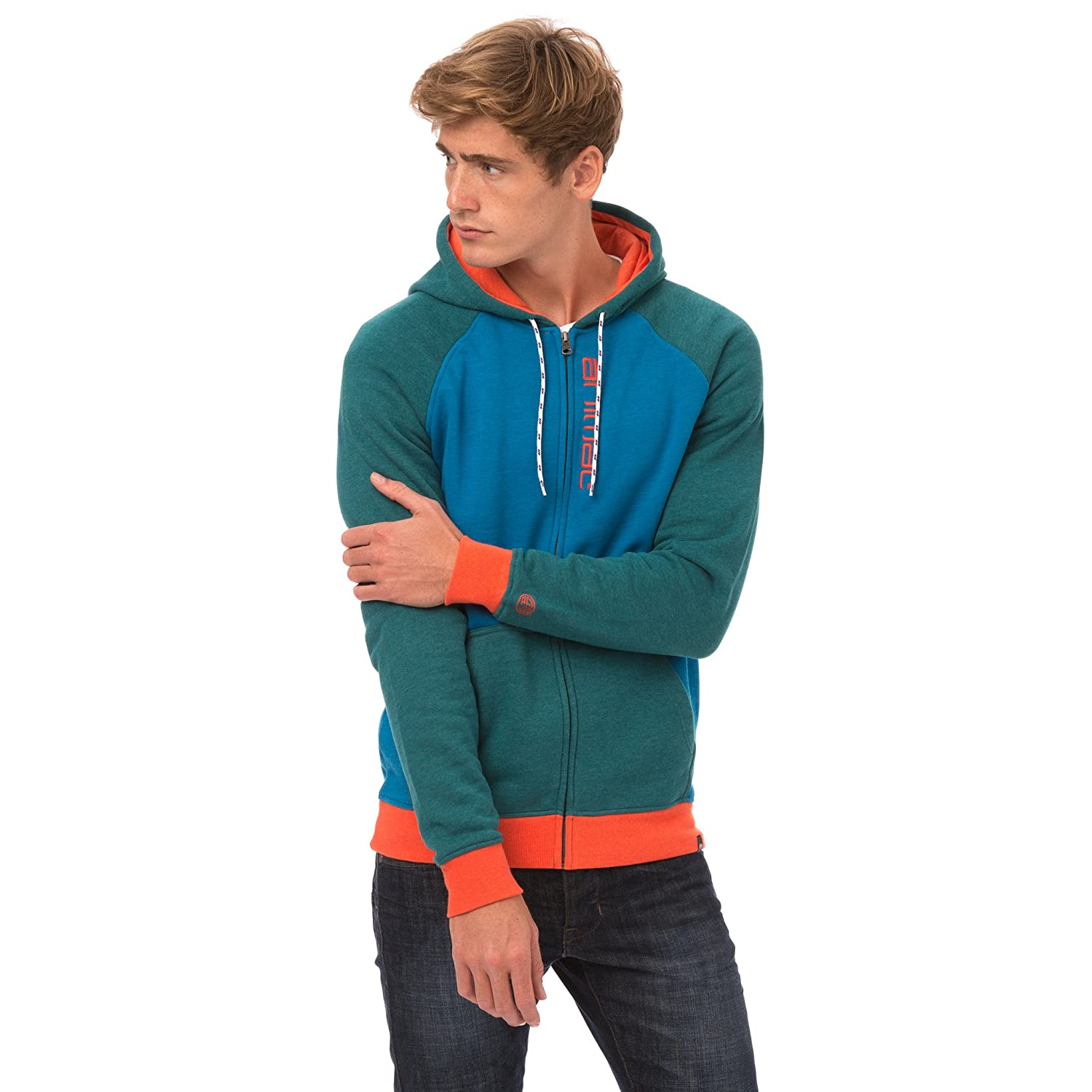 Animal Herren Hoody Westcove Zip Through