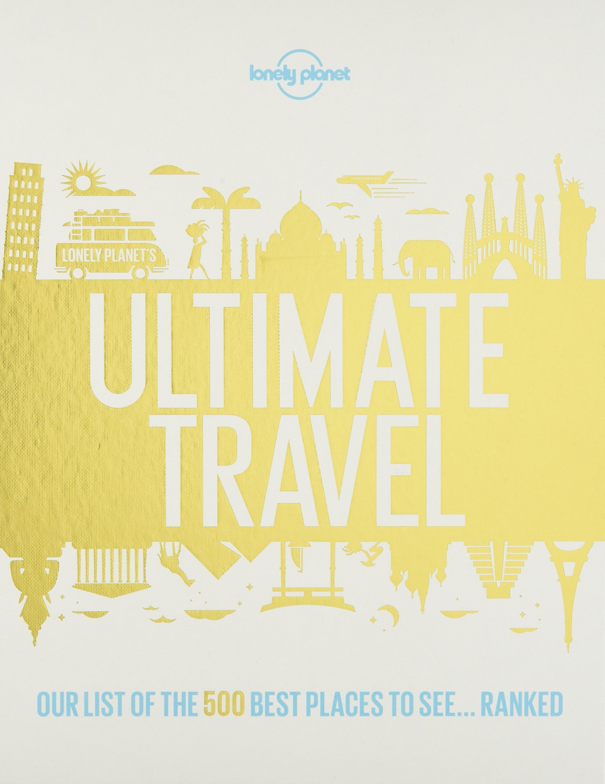 Lonely Planets Ultimate Travel Places product image