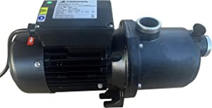 FibroPool Universal Booster Pump for Pool Cleaners, 1hp