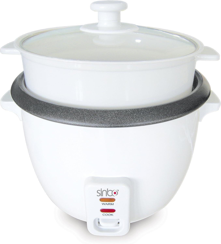 400 W Sinbo SCO5019 Reiskocher Automatisch kuchen Inhalt 1 L