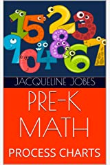 PRE-K MATH: PROCESS CHARTS Kindle Edition
