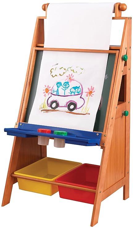 amazon com kidkraft easel desk toys games