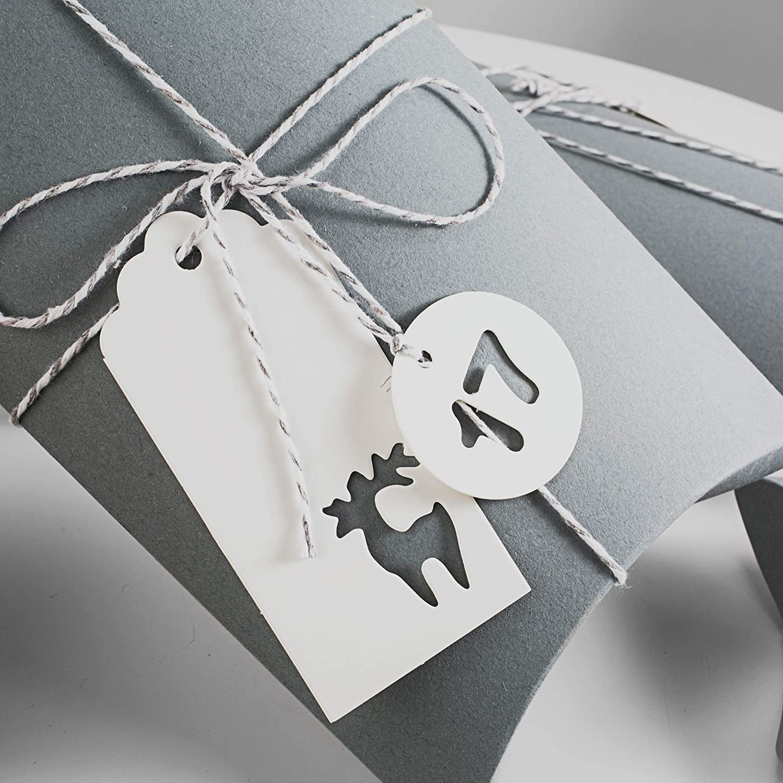 Advent Calendars 2018 DIY Christmas Decoration Grey