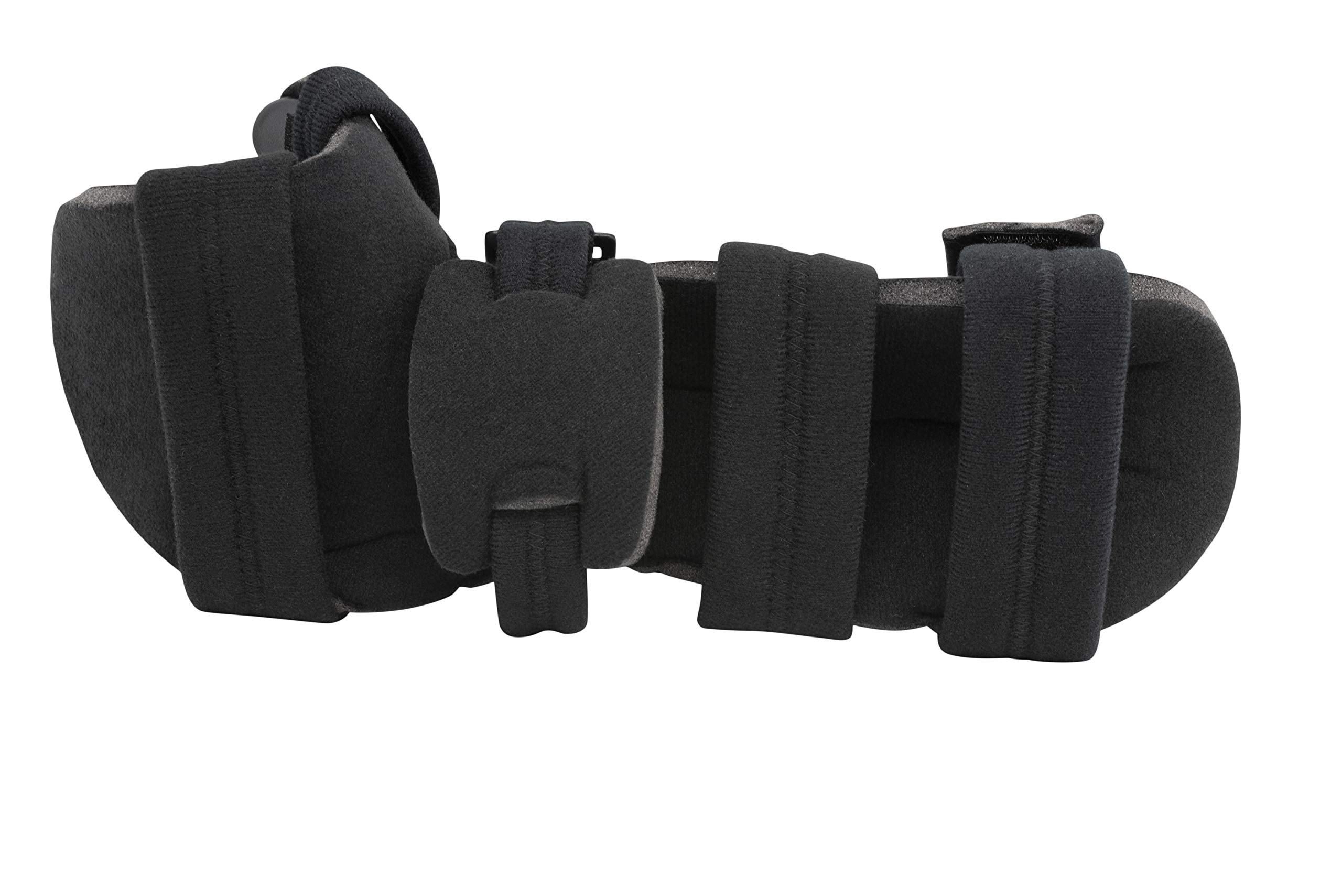 Stroke Hand Splint- Soft Resting Hand Splint for Flexion Contractures, Comfortably Stretch and Rest Hands for Long Term Ease with Functional Hand Splint, an American Heritage Industries(Left, Small) by American Heritage Industries (Image #6)