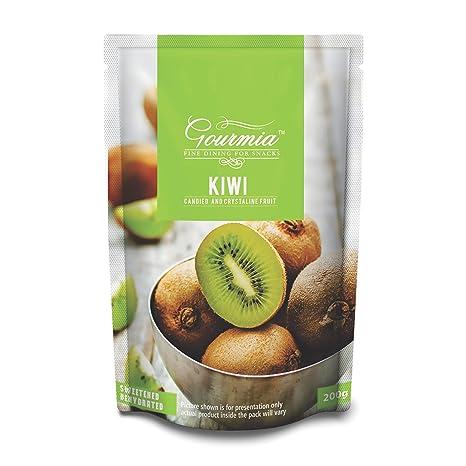 Gourmia Dried Kiwi, 200g