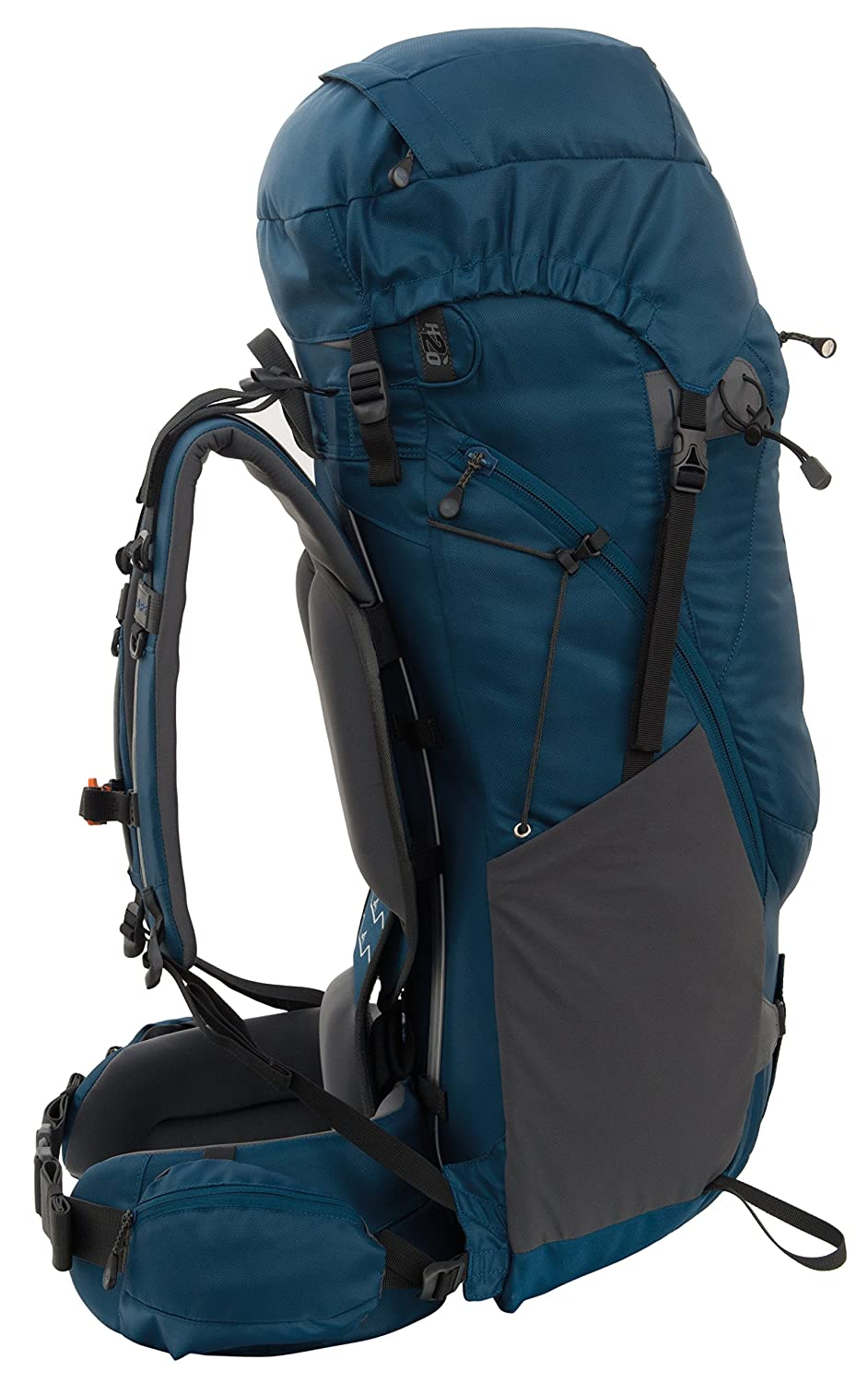 c8115824a85 Amazon.com  ALPS Mountaineering Wasatch Internal Frame Pack, 65 Liters   Sports   Outdoors