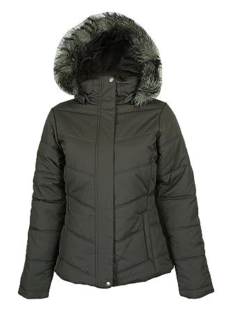 3adf10b2f31 Columbia Women's Simply Snowy Full Zip Insulated Winter Jacket ...