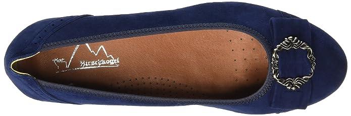 Punta Para Cerrada Zapatos Tacón De Con 3009220 Mujer Hirschkogel Tn70CqwX0
