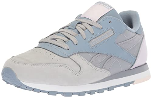Reebok Women s CL Lthr PM Walking Shoe 8bb2aad96