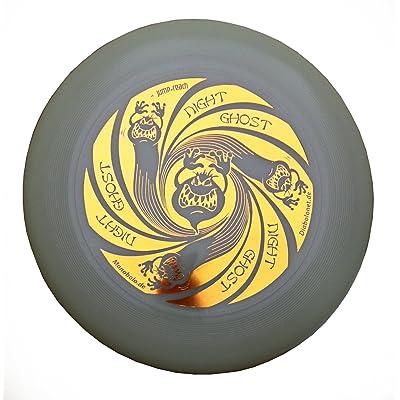 Ultimate Frisbee Discraft Ultra Star GHOST NIGHT GLOW cuivre métallique - noctilucent