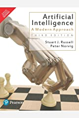 Artificial Intelligence | Third Edition | By Peason: A Modern Approach Paperback