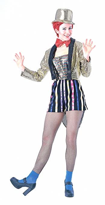 The Rocky Horror Picture Show Columbia Complete Costume