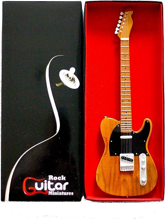 Guitarra en miniatura RGM74, guitarra de colección, decorativa ...