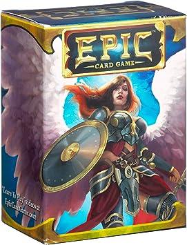 White Wizard Games Epic Deckbuilding Game Starter Pack English ...
