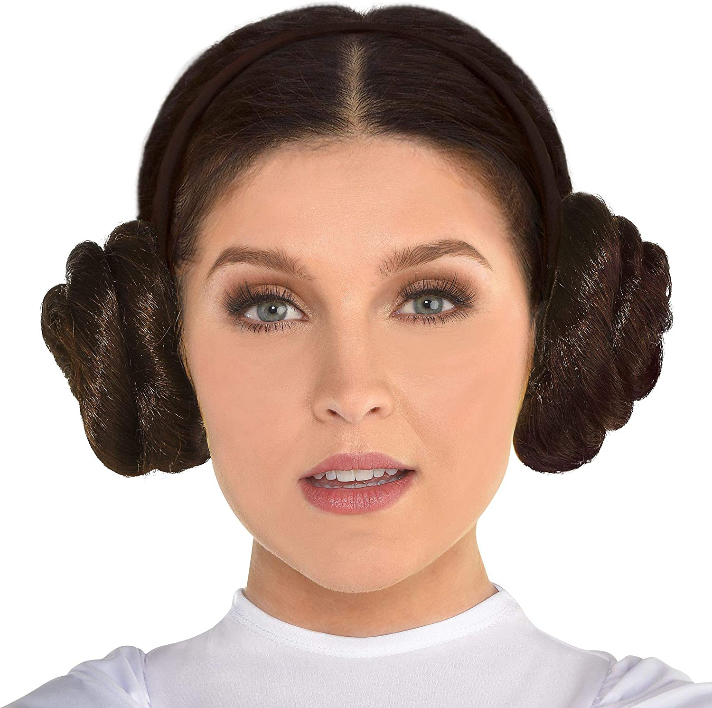 Princess Leia Headband One Size