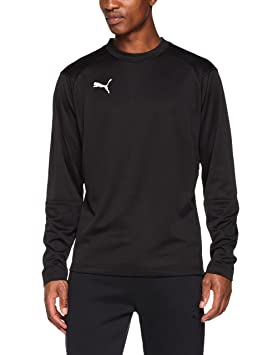 a01f5af2be06c Puma Liga Training Sweat Shirts Homme, Black White, FR (Taille Fabricant    3XL