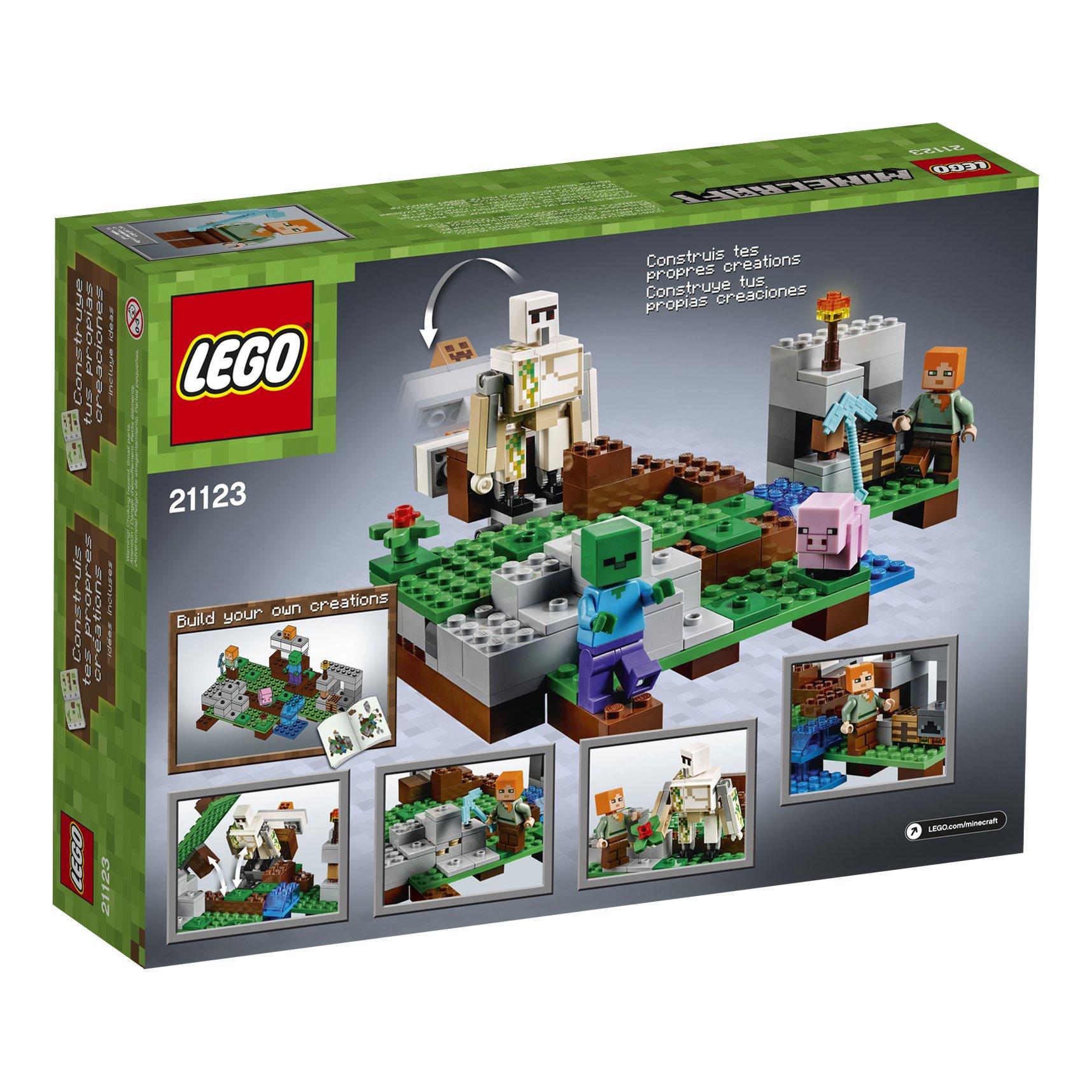 LEGO The Iron Golem by LEGO (Image #3)