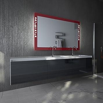 Spiegel Mit Beleuchtung Polly B 1500mm X H 800mm Kaltweiss