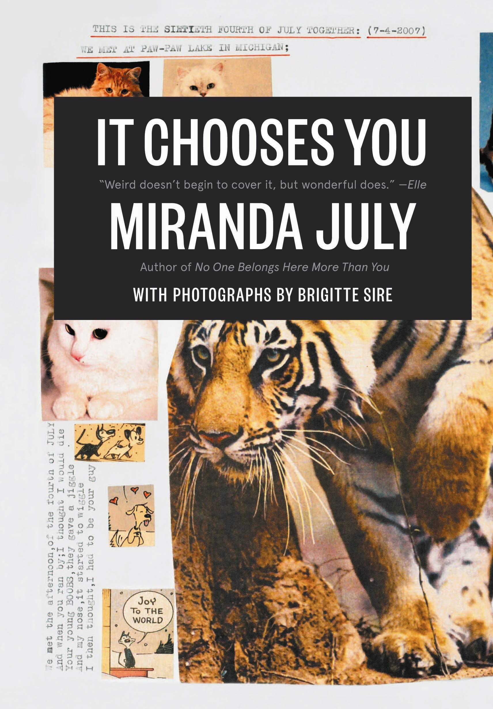 It Chooses You: Amazon.es: July, Miranda: Libros en idiomas ...