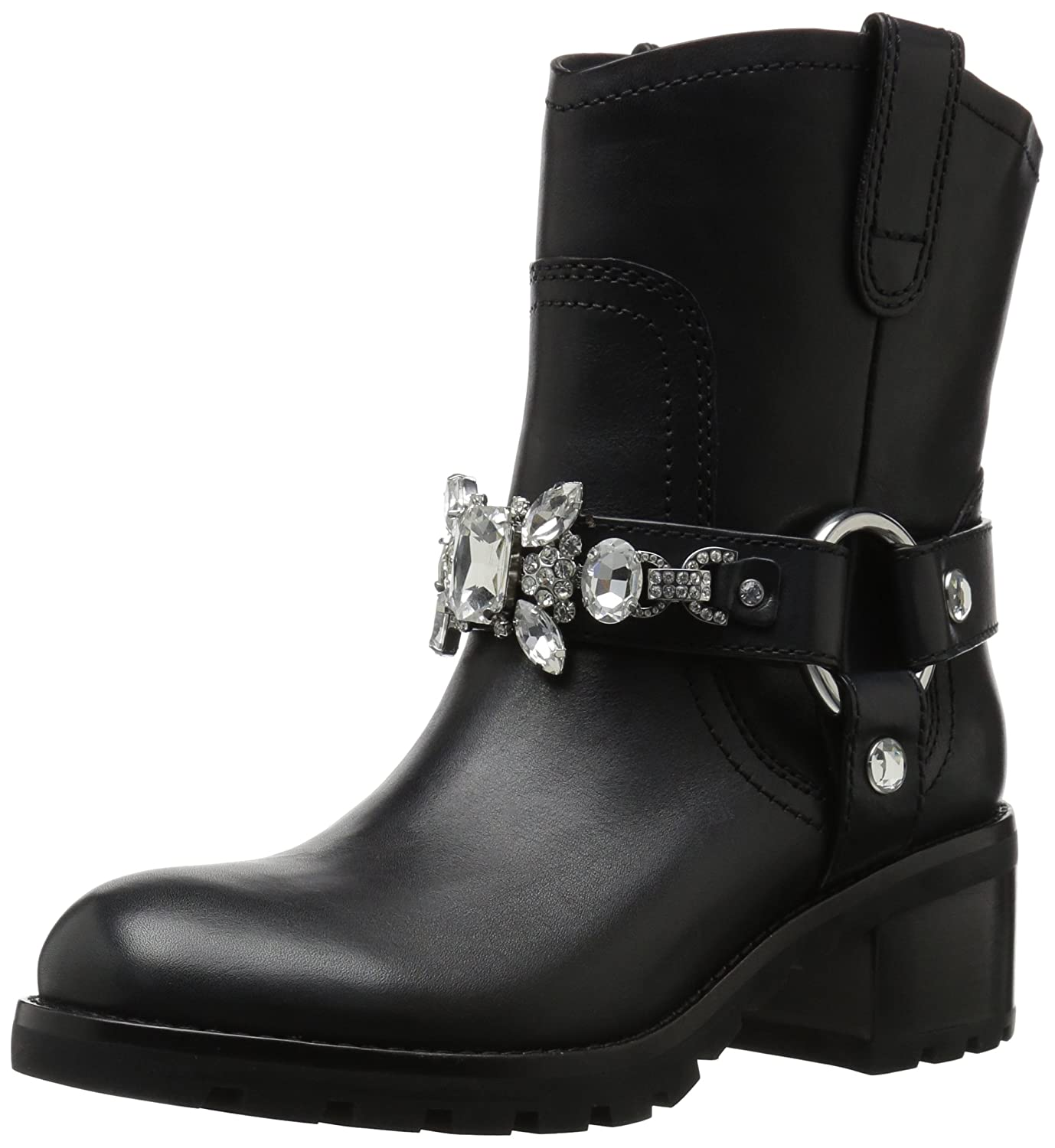 Marc Jacobs M Women's Campbell Embellished Ankle Boot B07322FFT5 35.5 M Jacobs EU (5.5 US)|Black 46a3d1