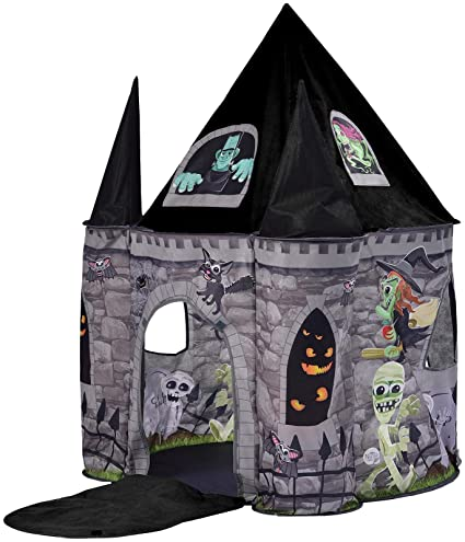 Ninja The Corporation 7224 Spooky Town Castle Toy