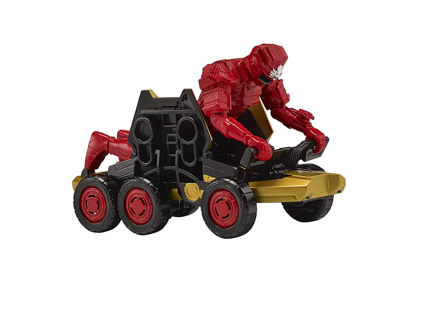 Amazon.com: Power Rangers 43843 Lunar Rover Super Ninja ...