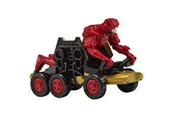 Power Rangers 43843 Lunar Rover Super Ninja Steel Mega Morph ...