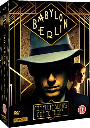 Babylon Berlin - Series 1-3