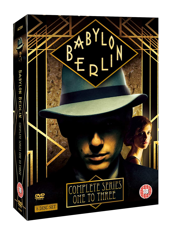 Babylon Berlin - Series 1-3 Box Set [DVD] [Reino Unido]