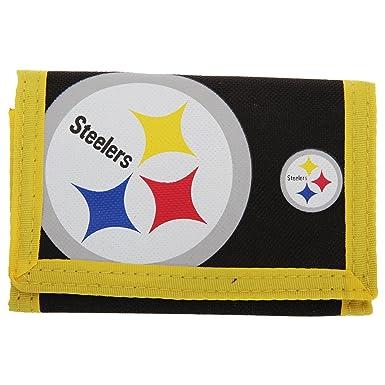 Pittsburgh Steelers - Billetera/Monedero/Cartera de tela con ...