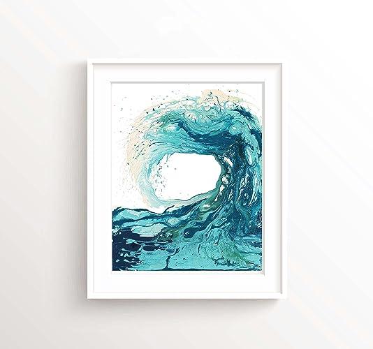 45dd31d8c18 Ocean Art Print