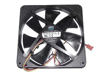 Cooler Master 140 * 140 * 25 mm a14025–10 cb-3bn-f1 14 cm ...