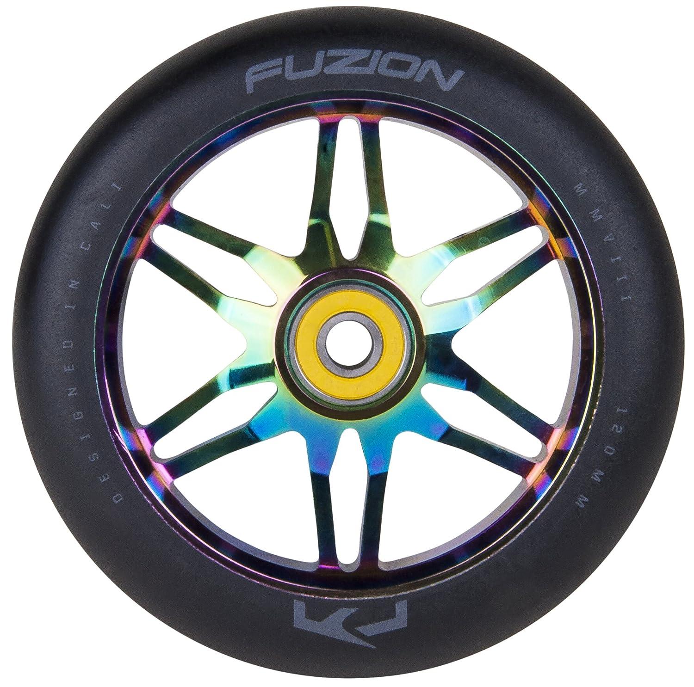 Fuzion Pro - Ruedas para Patinete con rodamientos ABEC 9 ...