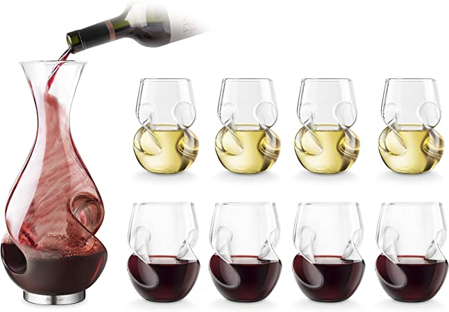 NEW Final Touch Conundrum Aerator Decanter