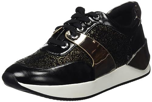 Mariamare Mex, Zapatillas Mujer, Multicolor (Lamina Negro/Disco Bronce/Espejo 2 Acero), 40 EU: Amazon.es: Zapatos y complementos